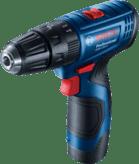 Impact drill berdaya baterai